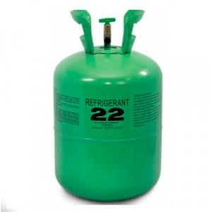 Безопасный хладагент R-22 для заправки кондиционеров (фреон)