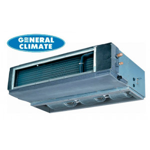 Канальный кондиционер General Climate GC-DN36HWF / GU-U36HF