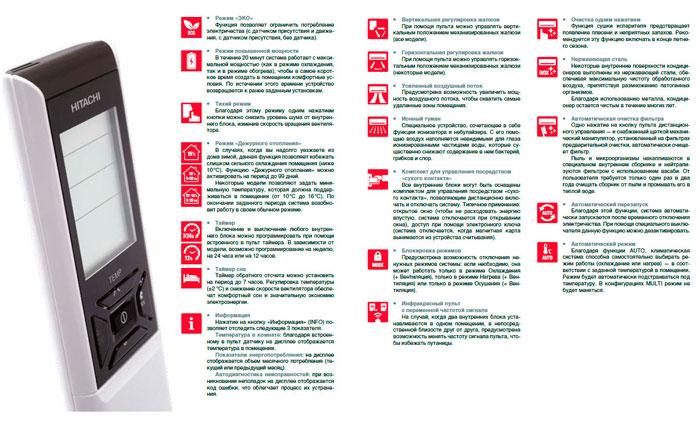 Функциональные особенности ик-пульта Hitachi SPX-RCKA1