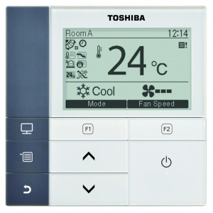 Пульт Toshiba RBC-AMS54E-EN (SMMS/RAV) проводной, русифицированный