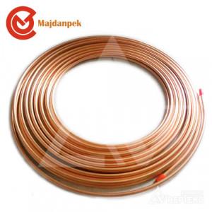 Труба медная Majdanpek для монтажа кондиционера