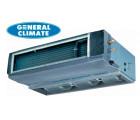 Канальный кондиционер General Climate GC-DN12HW / GU-U12HN1