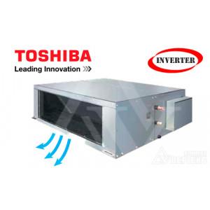 Высоконапорный канальный кондиционер Toshiba RAV-SM566BTP-E / RAV-SM564ATP-E серии Digital Inverter